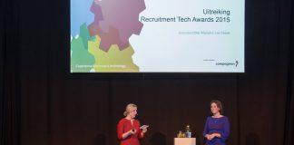 Uitreiking Recruitment Tech Awards