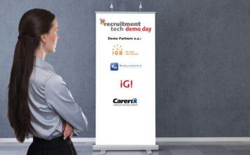Nieuwe partners Demo_Day bekend: InGoedeBanen.nl, Intelligence Group, Carerix en Knollenstein