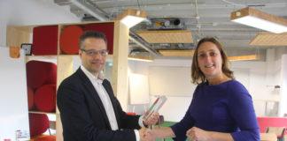Olympia genomineerd voor de Recruitment Tech Award 2017 (video)