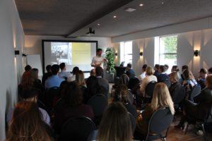 Groep seminar Martijn Peter