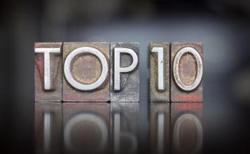 De 10 meest gelezen artikelen van 2017