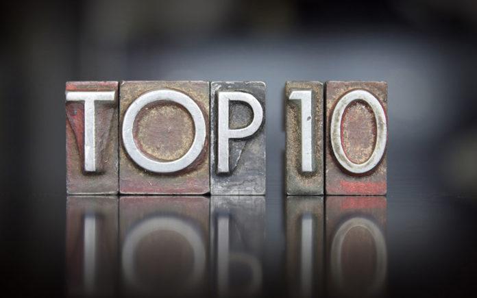 De 10 meest gelezen berichten uit de eerste helft van 2018