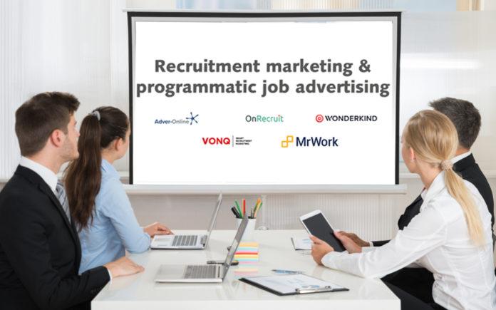 Landscape: de leveranciers van recruitment marketing & programmatic job advertising