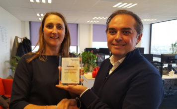 Hoooop genomineerd voor de Recruitment Tech Awards 2018 (video)