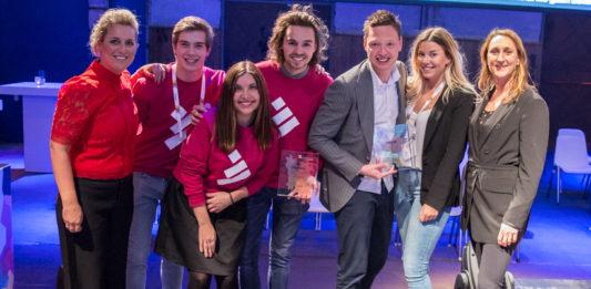 VNOM en Flipbase winnen de Recruitment Tech Awards 2018