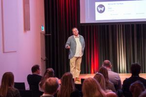 Maarten Lens-FitzGerald op TA Live in 2018
