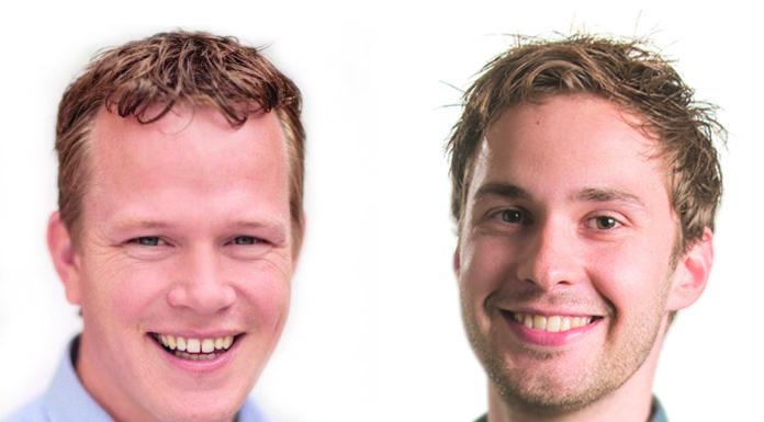 Marnix de Groot & Gino van de Hoven, Alliander