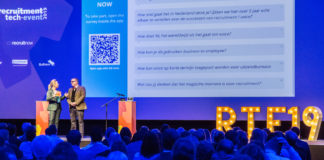 Dit was het Recruitment Tech Event 2019 in fraaie sfeerfoto's