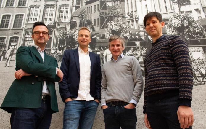 Jellow in zee met Belgische startup theMatchBox: