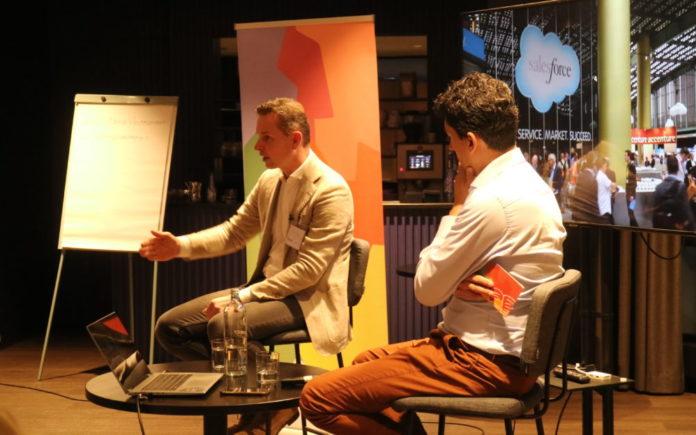 Jan van Goch, co-founder Connexys: